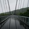 Este puente se utilizaba para pasar el principal rio de la isla