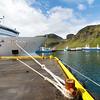 Im Hafen von Heimaey (Westmännderinseln)