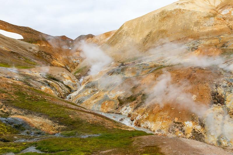 Geothermalgebiet Kerlingarfjöll