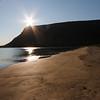 Am Strand von Látravík í Aðalvík