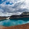Ljótipollur Kratersee