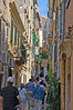 Narrow Streets of Corfu