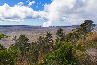 Here's Hawaii's active Kilauea volcano