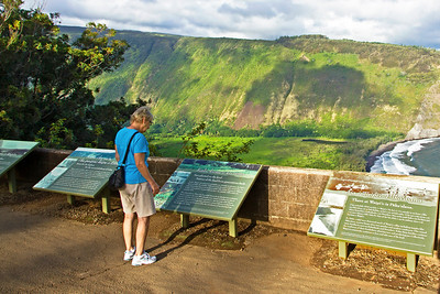 Many ancient Hawaiian kings lived here in 18th and 19th centuries
