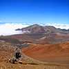 Haleakala National Park.