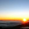07/02/10: Sunrise on Mount Haleakala.