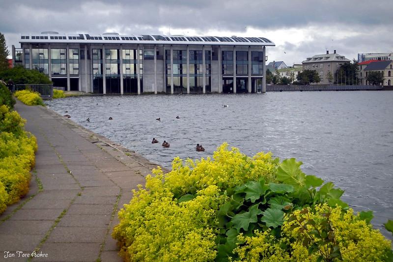 Rådhuset i Reykjavik<br /> <br /> Reykjavik town hall