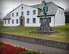 Regjeringsbygget i Reykjavik<br /> <br /> The Goverment building in Reykjavik
