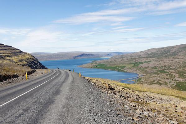 Les fjords de l'ouest