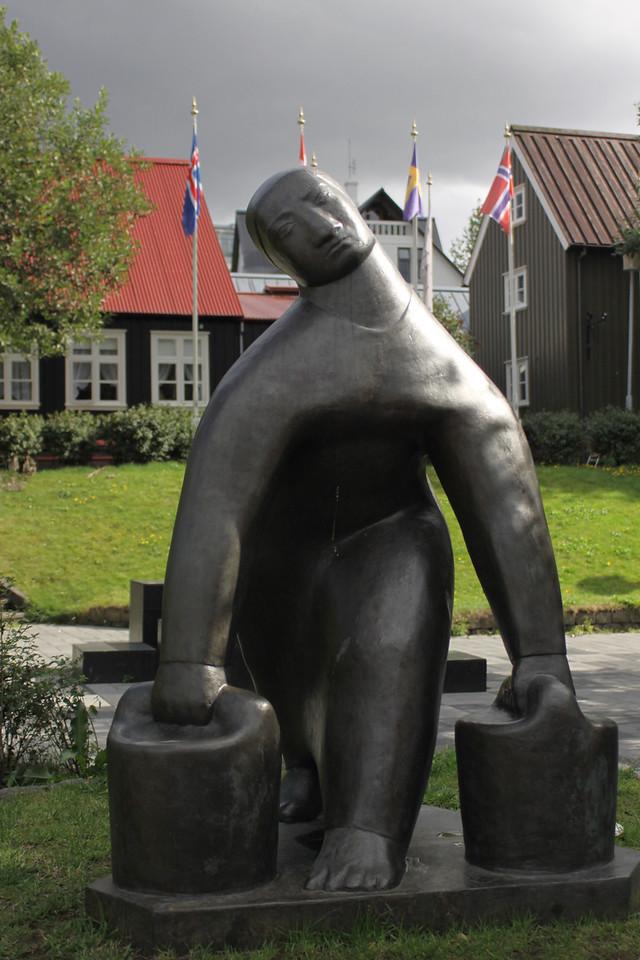Statues de Reykjavik - 11