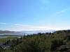 El mar del norte desde Akureyri
