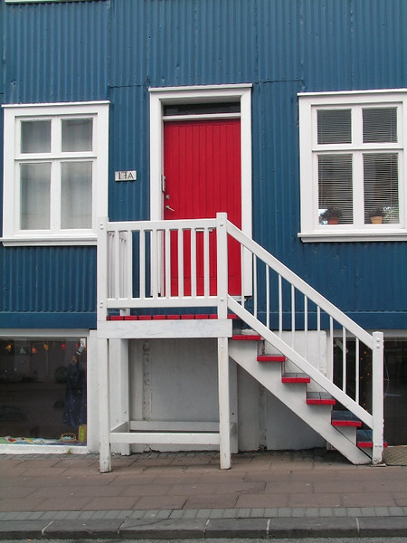 casa en reykjavik