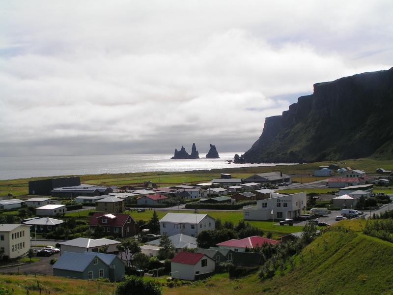 Dicen que desde aqui se ve una de las mejores puestas de sol de Islandia