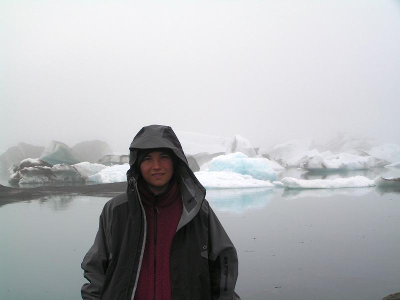 Marie muerta de frio