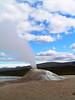 Islandia es el pais de la energia geotérmica. Hveravellir