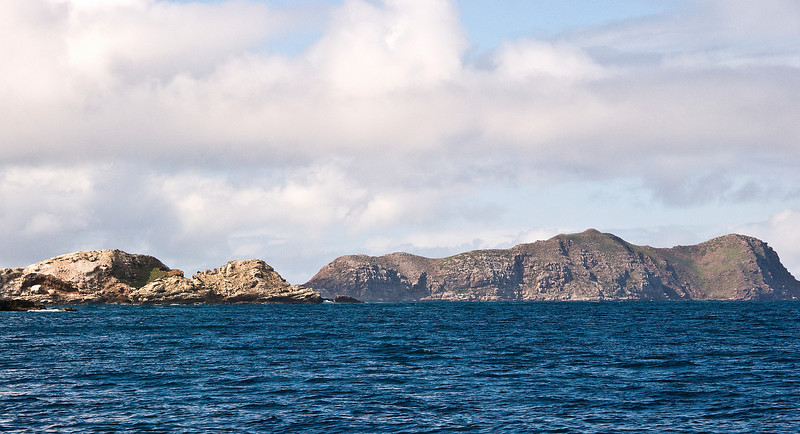 The Coronado Islands are located approx. 20 miles from San Diego in Mexican waters