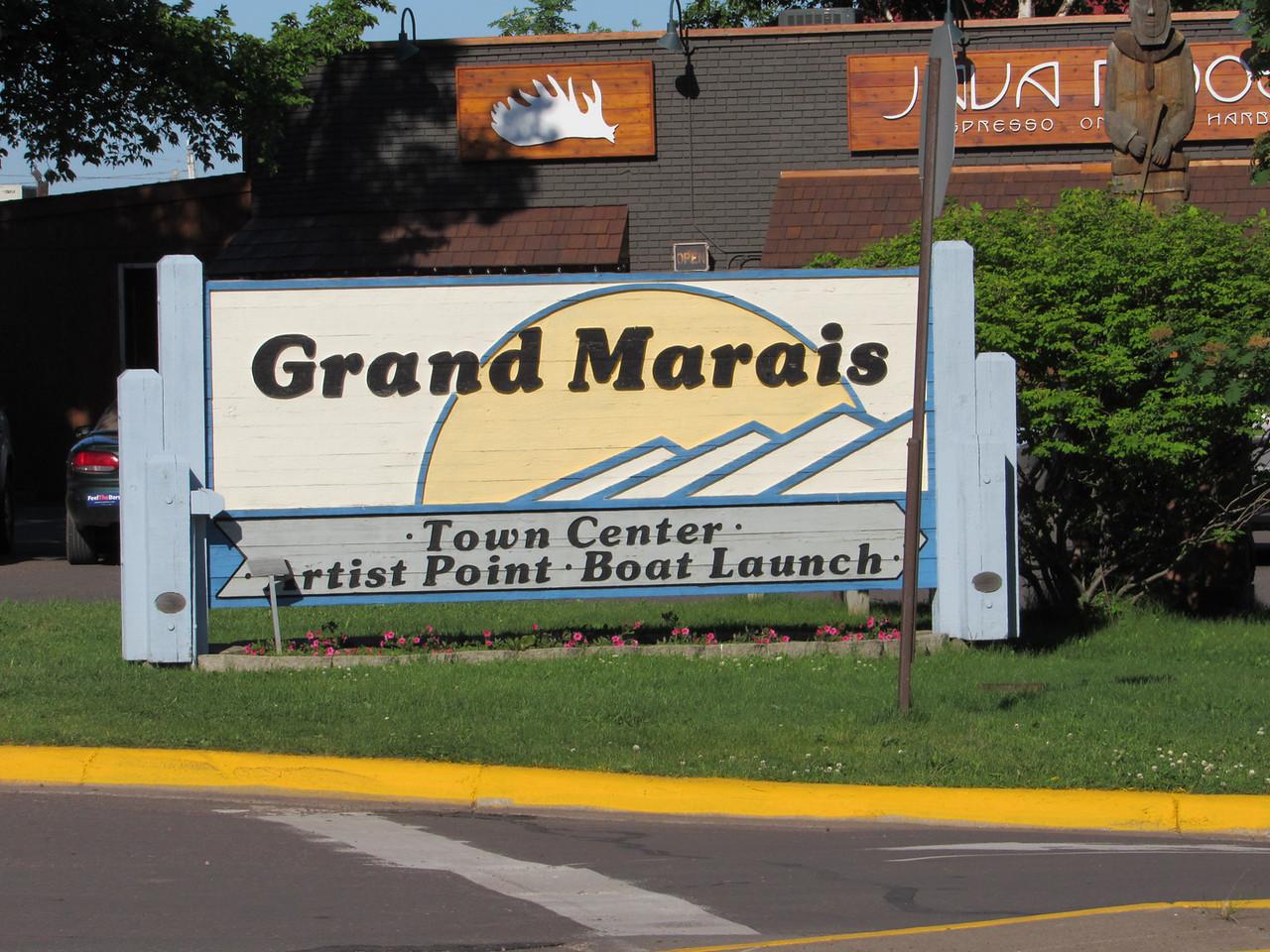 Grand Marais, Minnesota