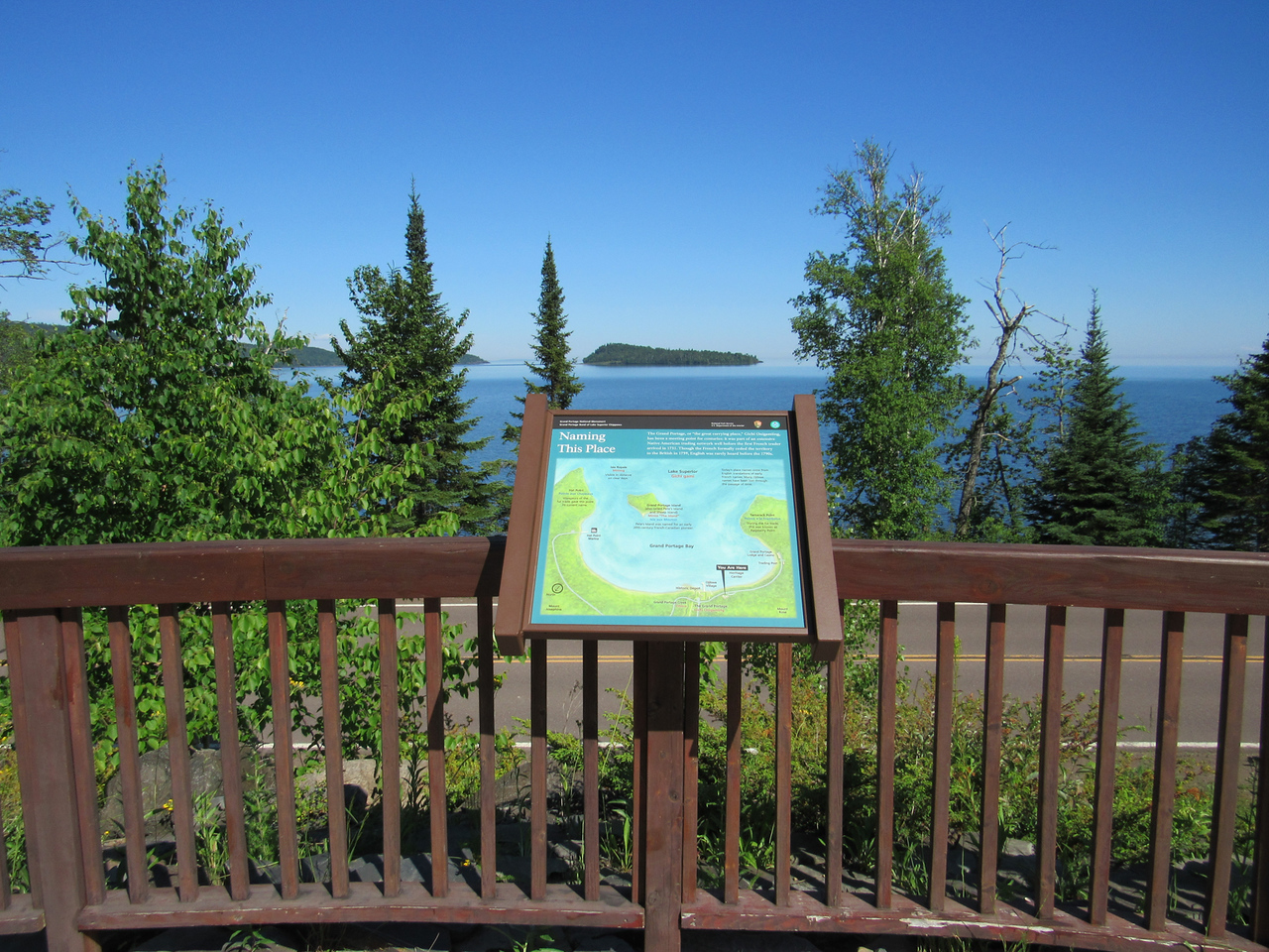 Grand Portage, Minnesota