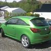 My rental car.