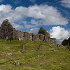 Ruins of the church, Isle of Skye, Scotland