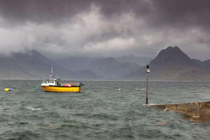Egol, Isle of Skye, Scotland