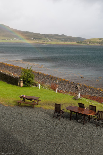 Rainbow, Isle of Skye, Scotland
