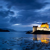 Elian Donan Castle, Isle of Skye, Scotland