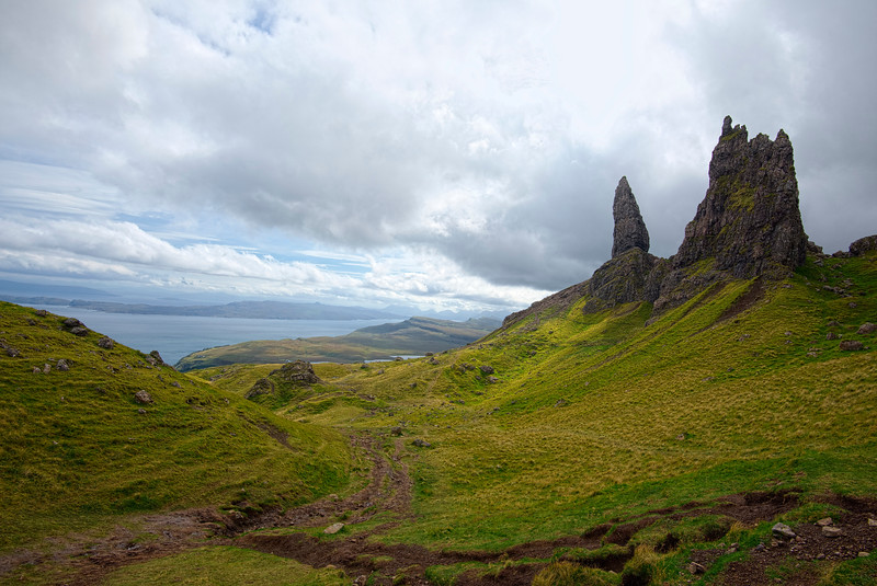 Old Man of Storr, Skye