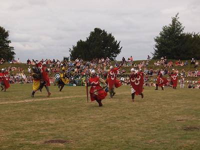 Clash of Knights Carisbrooke Castle