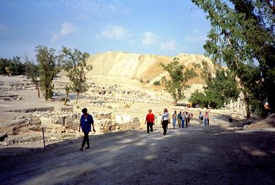 Opgravingen bij Beth She an