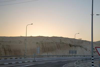 Israeil Museum, Mt. of Olives Sunset