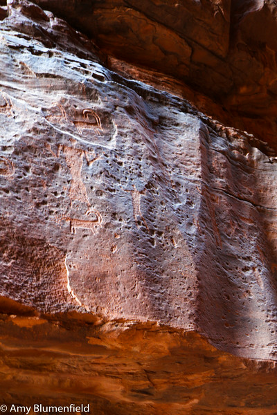 Petroglyphs, Wadi Rum