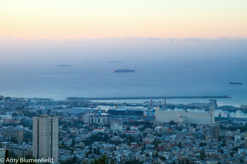 Haifa Harbor