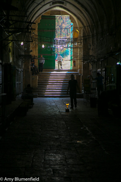 Muslim Quarter, Old City, Jerusalem