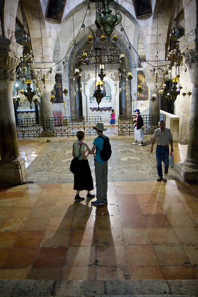 Another chapel in the Holy Sepulchre