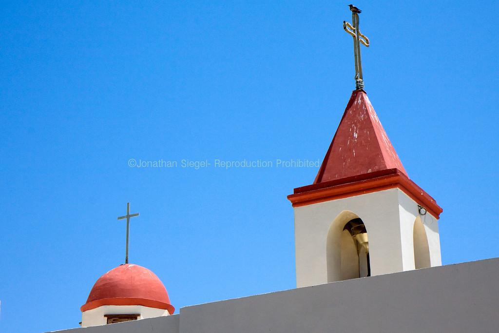 Crusader church in Akko, Israel