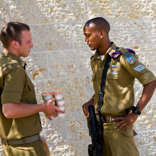 The faces of modern Israel