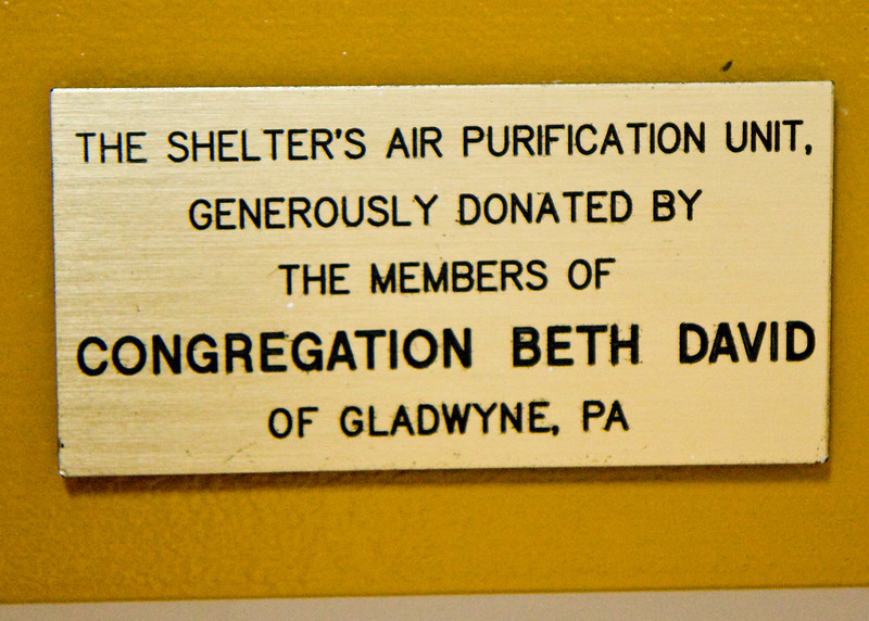 The Reform synagogues are not supported by the government like the Orthodox ones are. Hence unique donation plaques like this one, not typically seen in the US