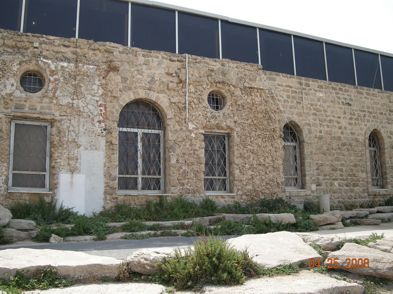 Etzel Museum at Tel Aviv