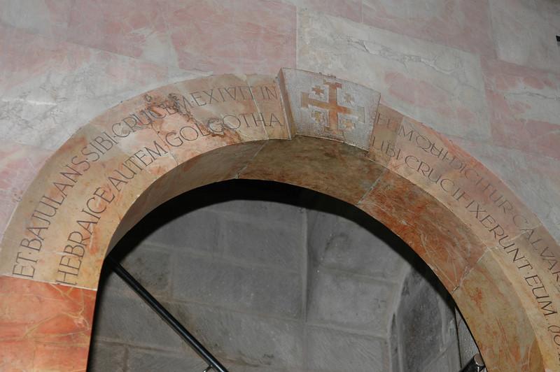 Golgotha, Holy Sepulcher Church, Old City Jerusalem