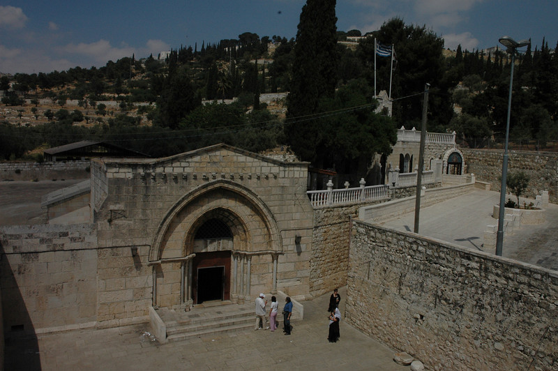 Grotto of Agony, Jerusalem