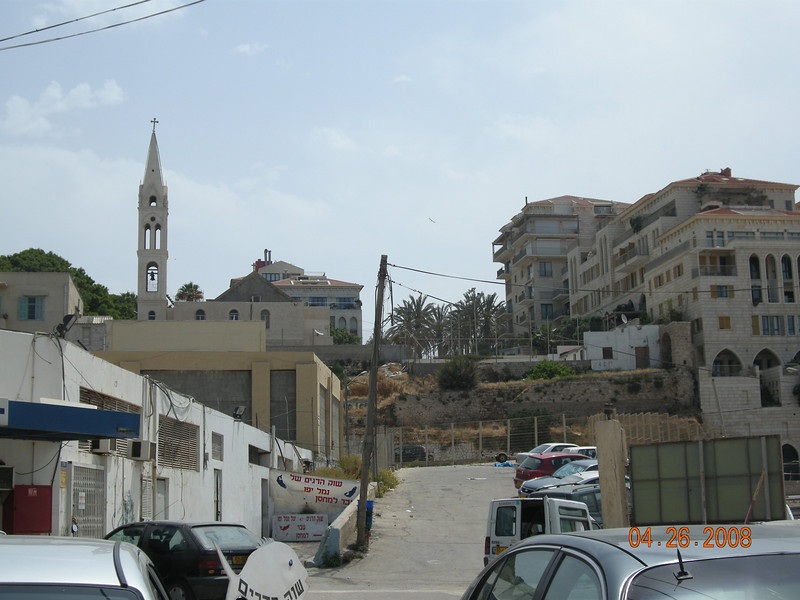 Clock Tower at Old Jaffa