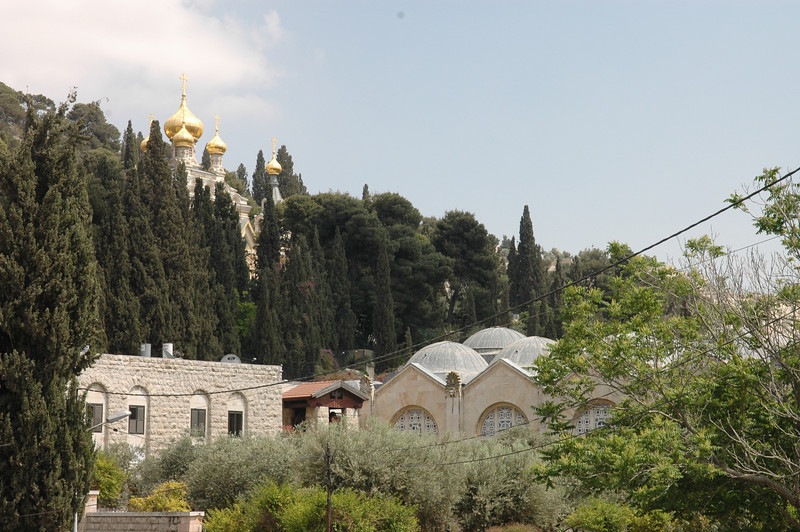 Tomb of the Virgin Mary, Jerusalem