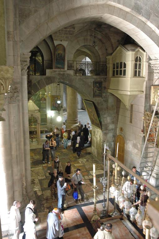 Holy Sepulcher Church, Old City Jerusalem