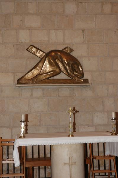 Station of the Cross, via Delarosa, Old City Jerusalem