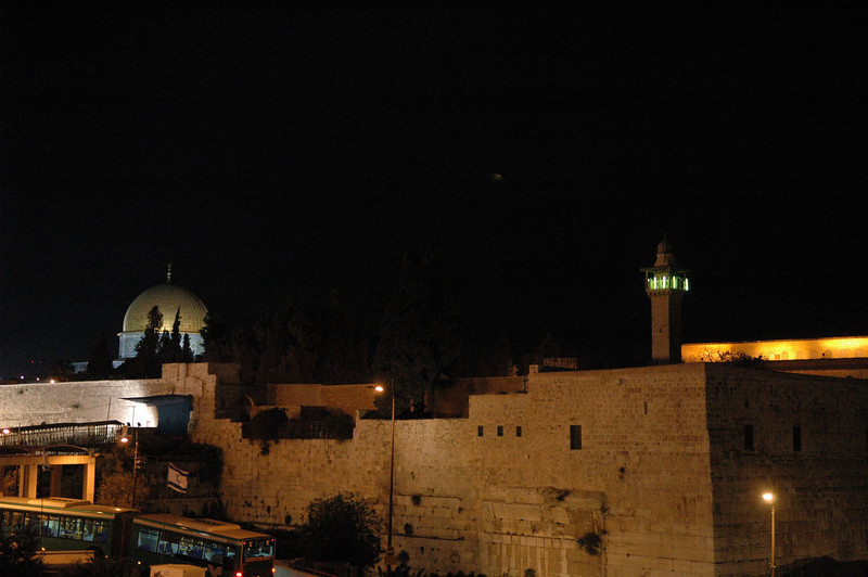 El-Aqsa Mosque, Old City Jerusalem