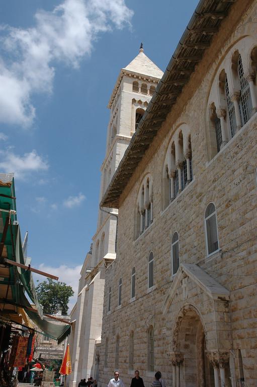 Via Delarosa, Jerusalem Old City