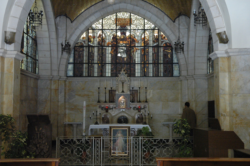 Church of Flagellation, Old City Jerusalem