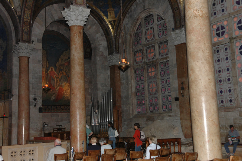 Inside, Church of All Nations, Jerusalem