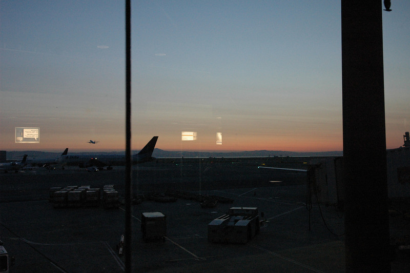 SFO Sunrise